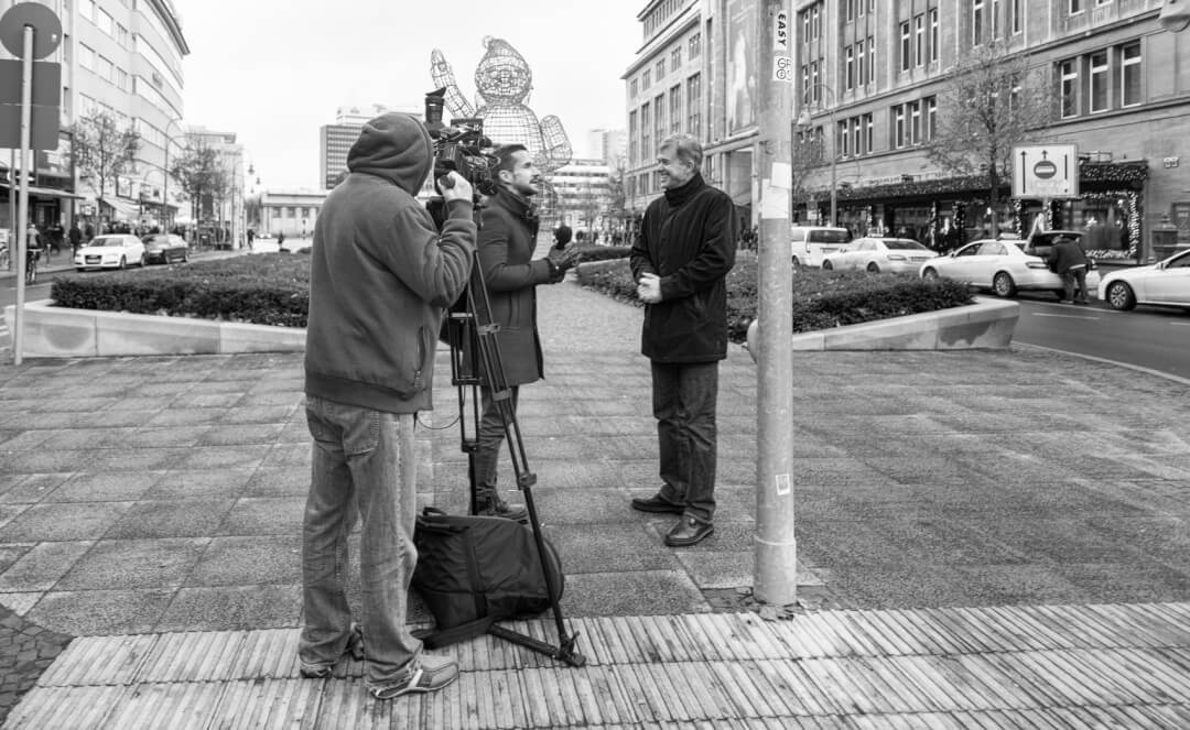 Politische Korrektheit: Beitrag für das Sat1 Frühstücksfernsehen am 24. November 2015
