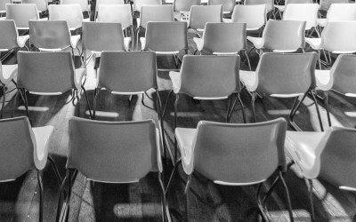 Präsentationen sind ein Albtraum für Schüchterne