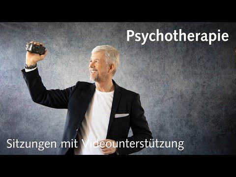 Onlinesitzung bei Psychotherapie zur Auflösung von Ängsten und Angststörungen