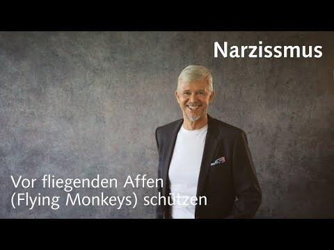 Narzissmus: Vor fliegenden Affen (Flying Monkeys) schützen