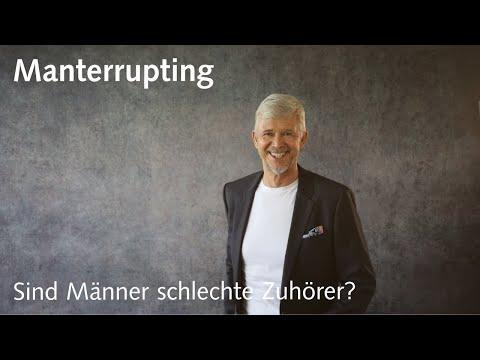 Manterrupting: Sind Männer die schlechteren Zuhörer?