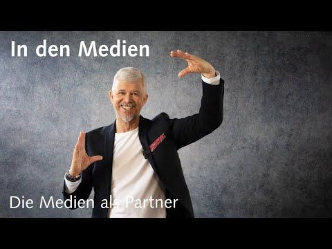 Erfolgreich in den Medien: Die Medien als Partner