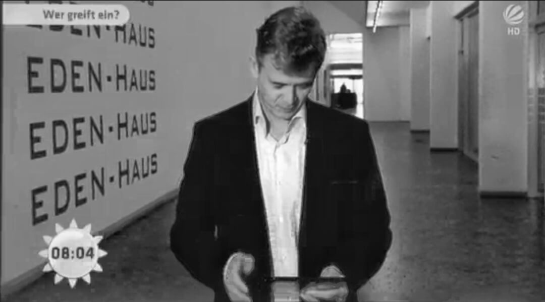 Vorbereitung Radiointerviews mit Karsten Noack Berlin