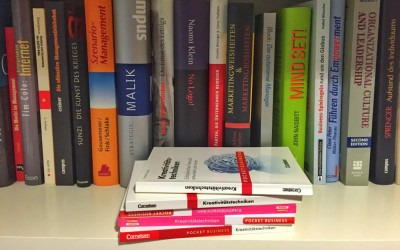 Schritt für Schritt: Karten-Methode, Kartenabfrage für die Ideenfindung und Ordnung von Gedanken.