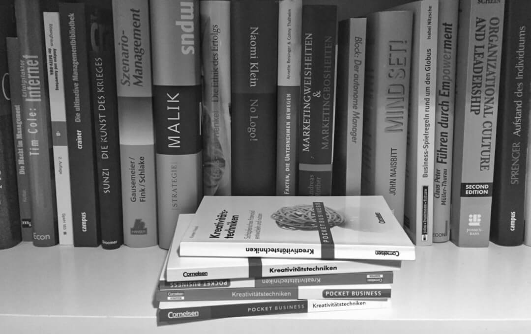 Professionelle Kreativität - Karsten Noack Training & Coaching Berlin