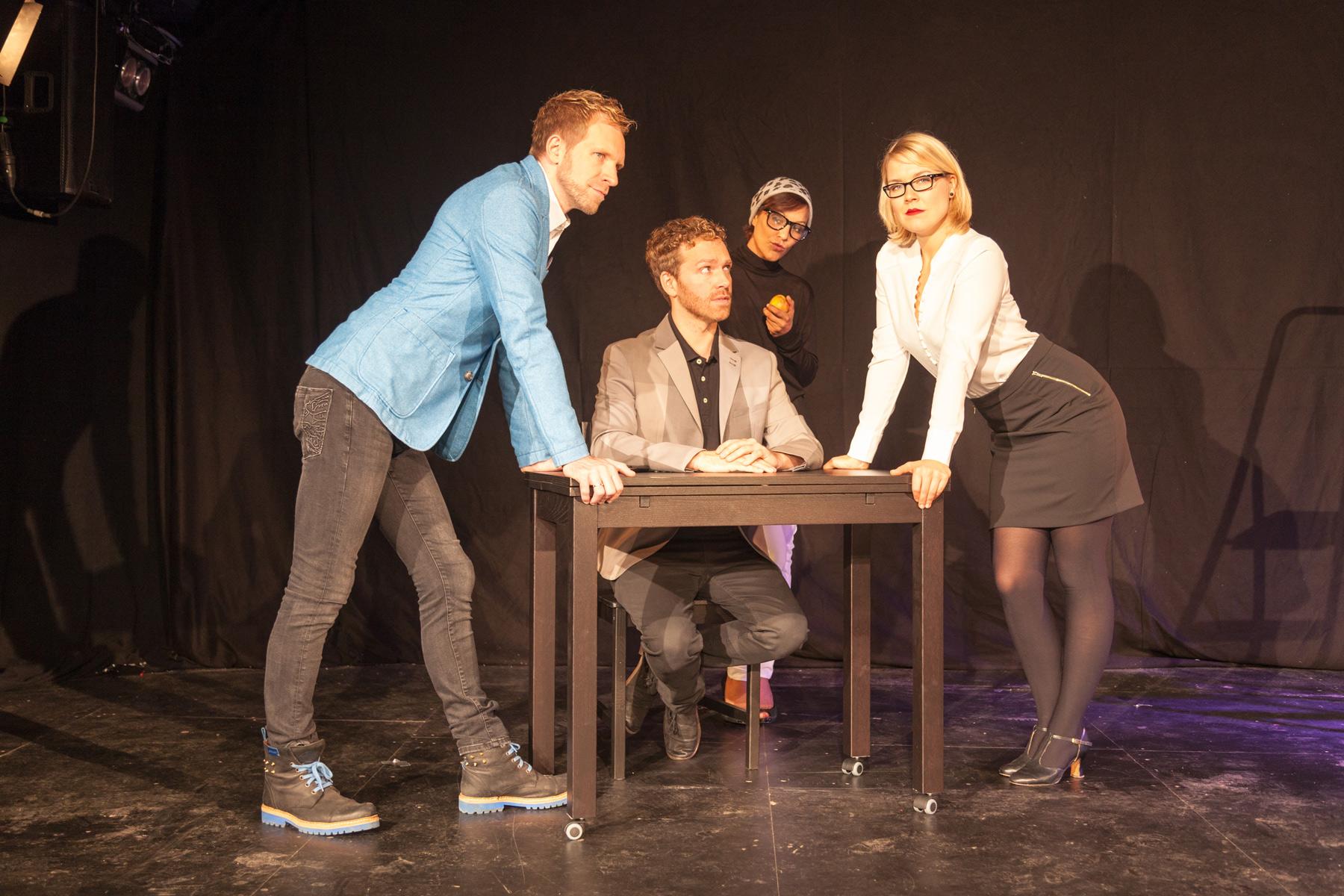 Burnout - Das Musical - Foto von Karsten Noack Berlin