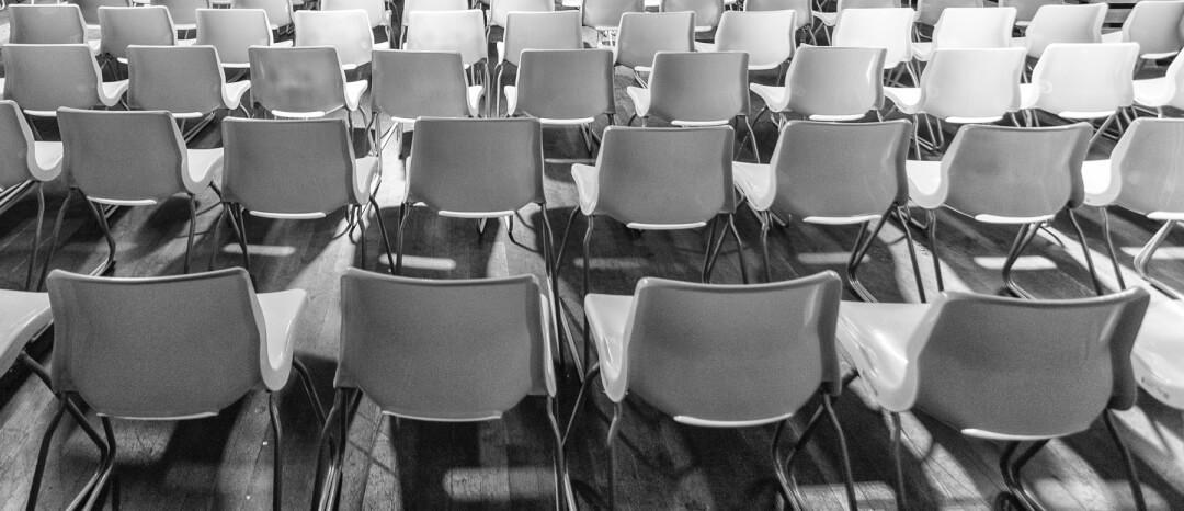 Publikumsinteraktionen bei Präsentationen