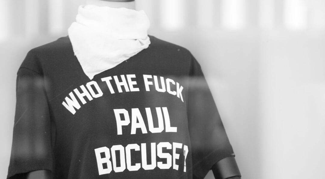 Schnell berühmt werden oder wer zum Teufel ist Paul Bocuse? Schnell berühmt werden oder doch lieber etwas leisten?