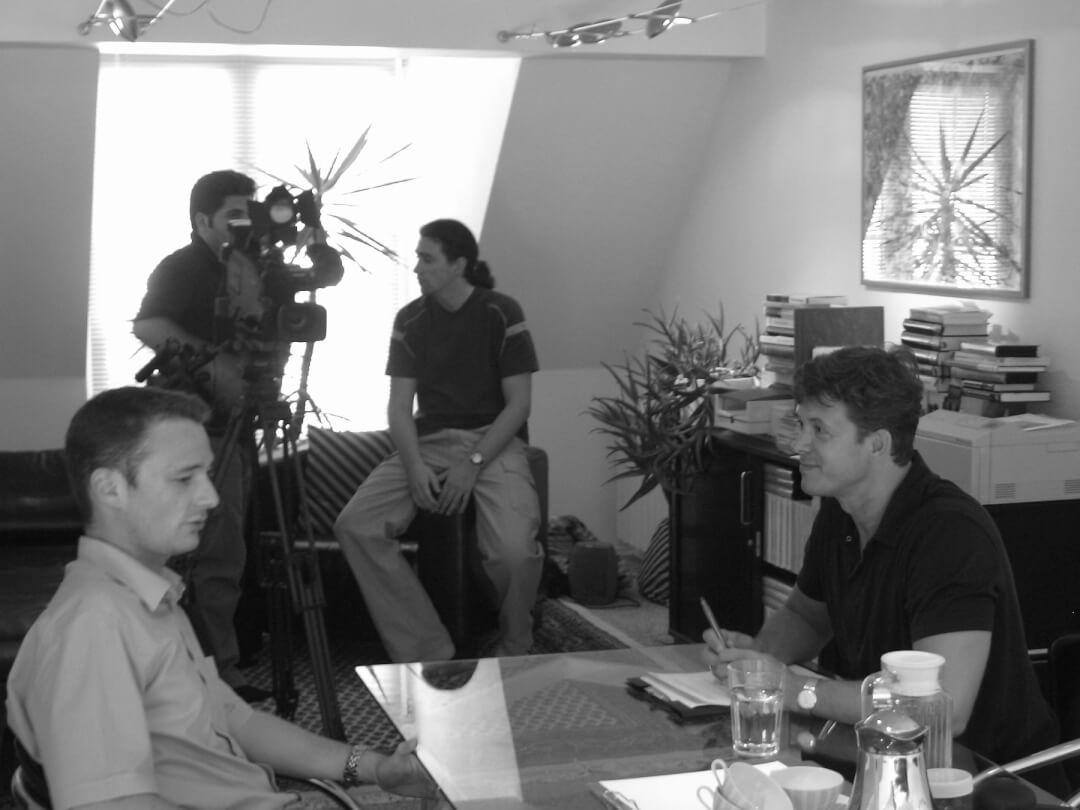 Fernsehbeitrag mit Coach und Trainer Karsten Noack aus Berlin