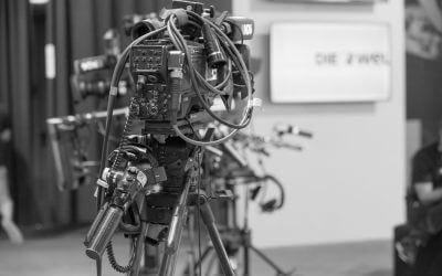 Vorbereitung auf Fernsehinterviews. Tipps und Unterstützung in Berlin.