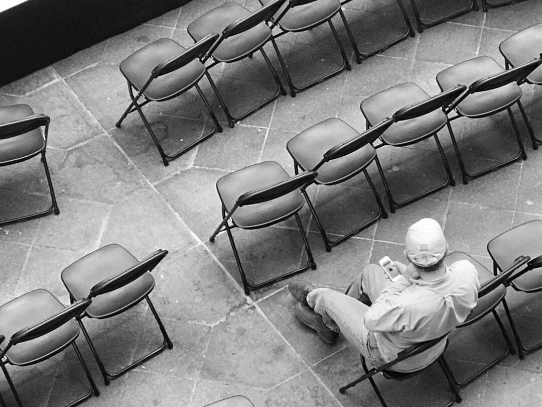 9 Gründe bei Veranstaltungen vorne zu sitzen