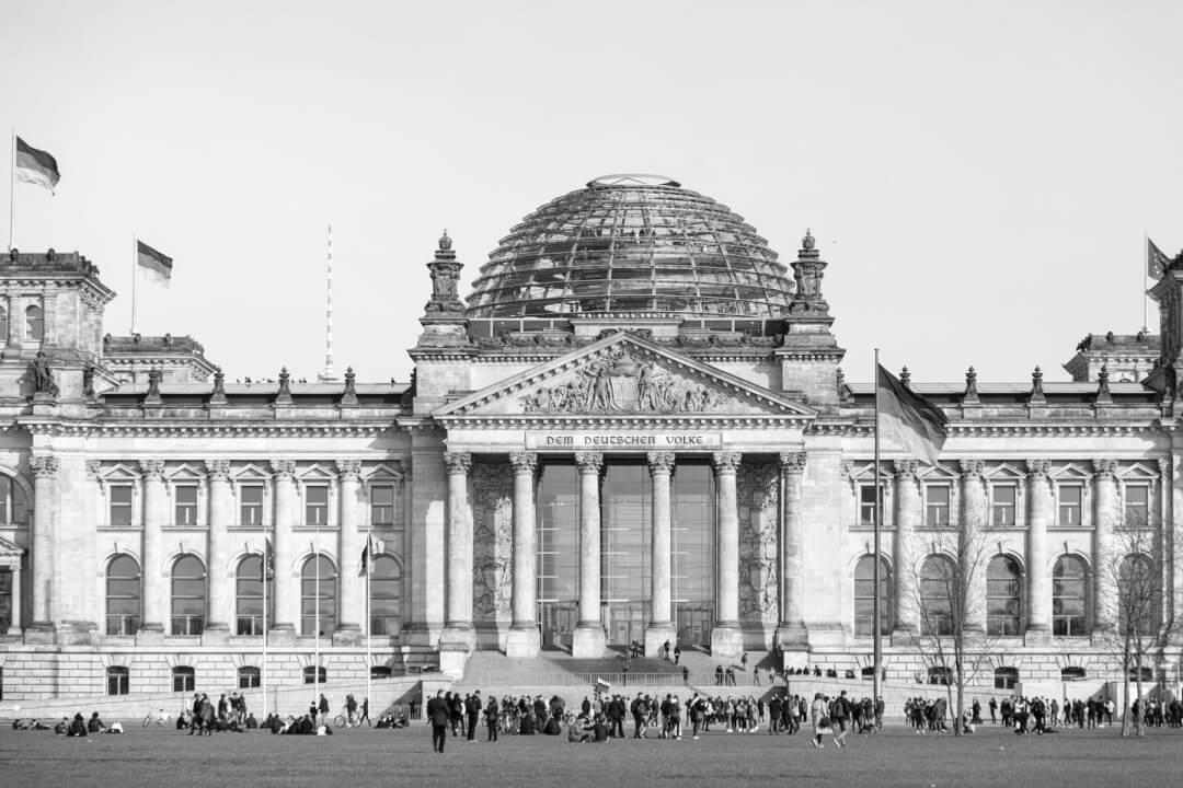 Bundeskanzlerin Angela Merkel im ZDF-Sommerinterview 2016