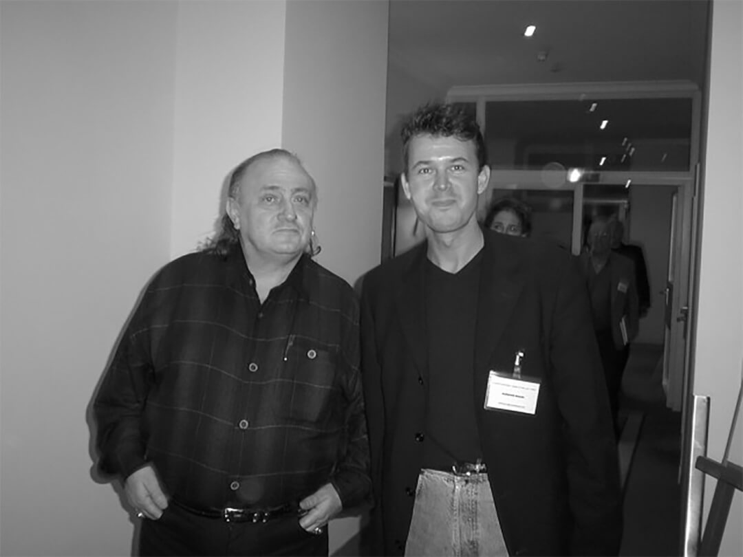 Richard Bandler und Karsten Noack - Karsten Noack Coaching & Training Berlin