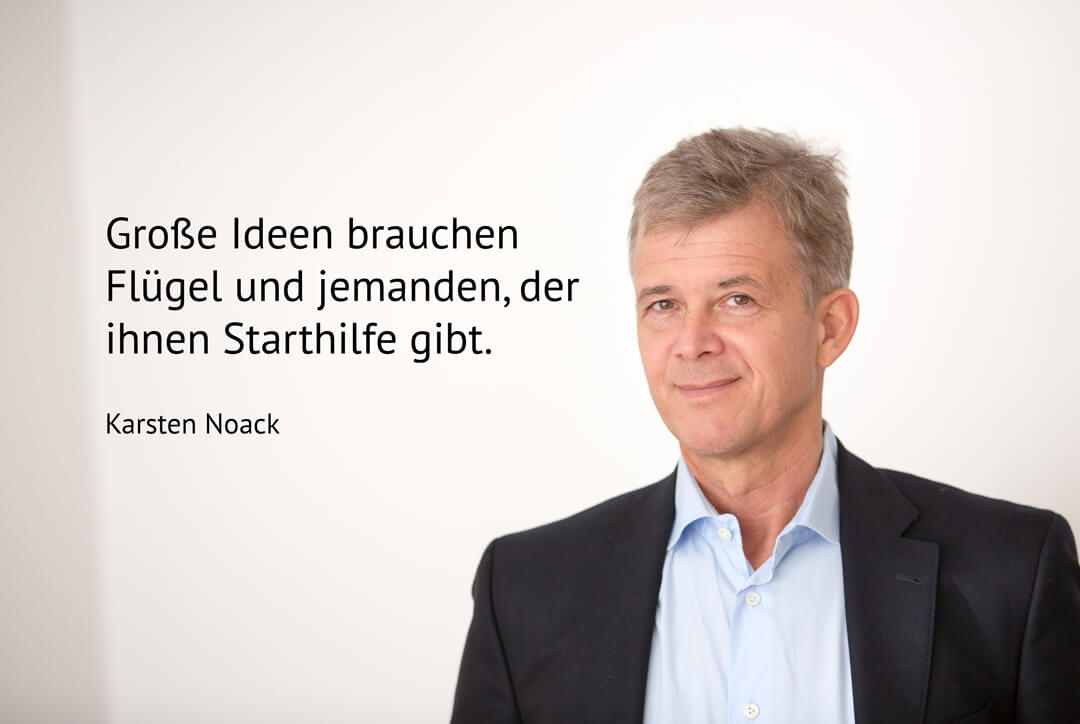 Coach & Trainer Karsten Noack bei NOACK Training & Coaching Berlin