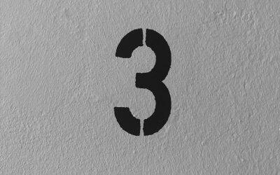Drei-Punkte-Formel als Redestruktur. So kommt Ordnung in Reden und Präsentationen.