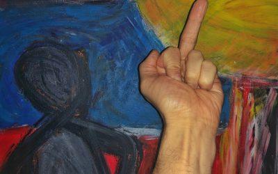 Stinkefinger und Stinkefinger-Geste: Was bedeutet der ausgestreckte Mittelfinger und hilft er?