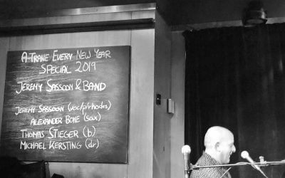 Was Redner von Musiker Jeremy Sassoon lernen können. Begeistern Sie sich!