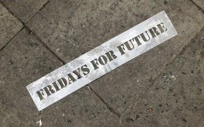Fridays for Future: Die Woche hat 7 Tage! Wer gestaltet die Zukunft?